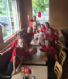 10U Red (Liu) : celebrating the end of the season at DQ